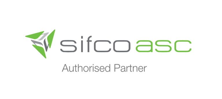 SIFCO Logo Authorised Partner 2